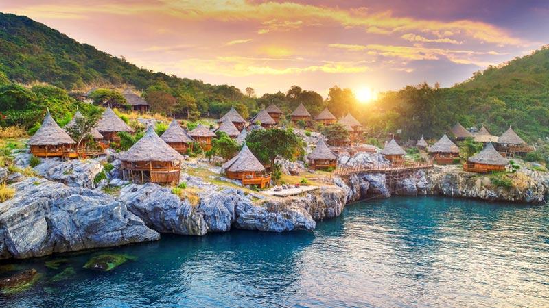 เที่ยวทะเลไทย เกาะไหนดี